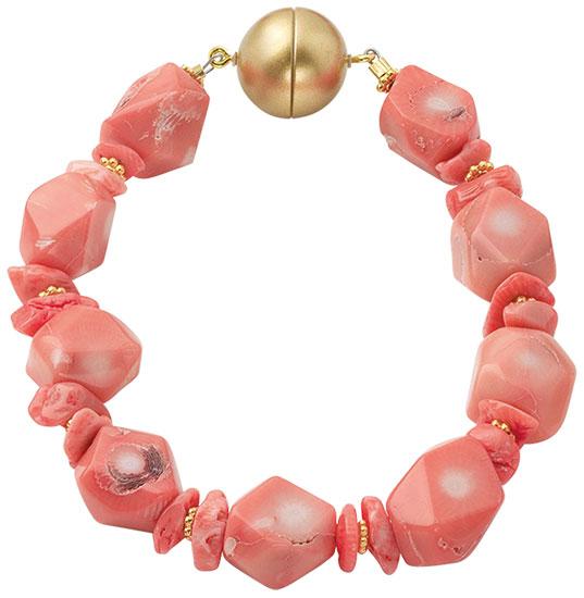 """Armband """"Coral Dreams"""""""