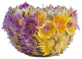 "Vase ""Villa Flora"", Silikon"