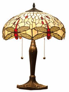 """Tischleuchte """"Libelle"""" - nach Louis C. Tiffany"""