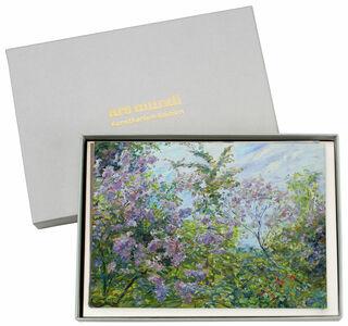 "Kunstkarten-Edition ""Blütenpracht"", 9er-Set"