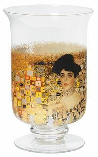 """Windlicht / Vase """"Adele Bloch-Bauer"""", Glas"""