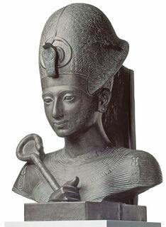 Büste des Pharao Ramses II