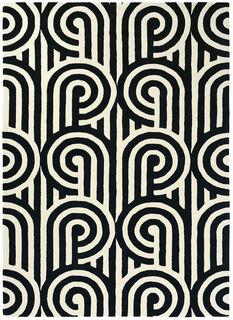"""Teppich """"Art Déco"""" (120 x 180 cm)"""