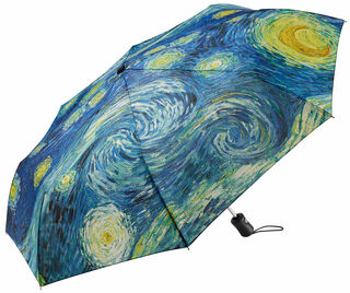 """Taschenschirm """"Sternennacht"""" - MoMA Kollektion"""