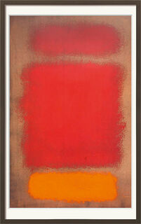 "Bild ""Untitled"" (1968), gerahmt"
