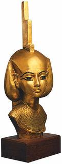 Kopf der Schutzgöttin Isis
