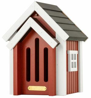 Schmetterlingshaus, rote Version