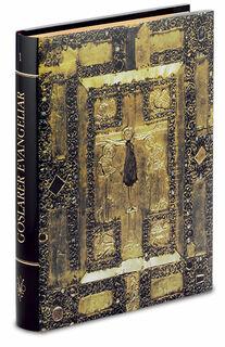 "Buch-Reprint ""Goslarer Evangeliar"" (um 1240)"