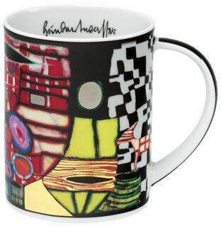 """Magic Mug """"(928) Antipode King"""", Porzellan"""
